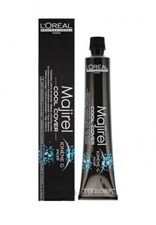 Стойкая крем-краска для волос 4 LOreal Professional Majirel Cool Cover - Краска для идеального стойкого покрытия седины
