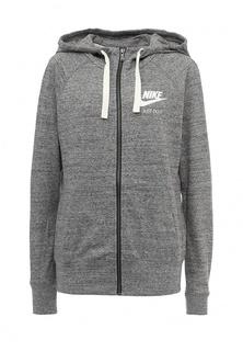 Толстовка Nike W NSW GYM VNTG HOODIE FZ
