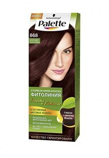 Краска для волос Palette ФИТОЛИНИЯ 868 Шоколадно-каштановый, 110 мл