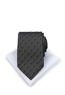 Комплект галстук и платок Piazza Italia
