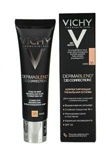 Тональная основа Vichy DERMABLEND 3D с высоким покрытием для жирной кожи, склонной к появлению акне, тон 35 30 мл DERMABLEND 3D с высоким покрытием для жирной кожи, склонной к появлению акне, тон 35 30 мл