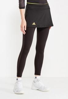 Комплект тайтсы и юбка adidas Performance US SERIES LEG