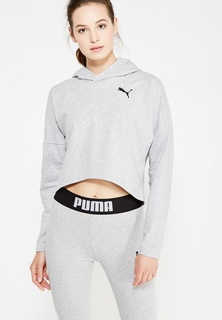 Худи Puma Xtreme Cover Up Top W Light Gr