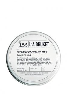 Воск для бороды La Bruket 156 LAGERBLAD/LAUREL LEAF 60 мл 156 LAGERBLAD/LAUREL LEAF 60 мл