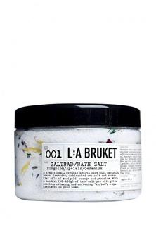 Соль для ванны La Bruket