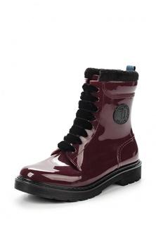 Резиновые ботинки Trussardi Jeans