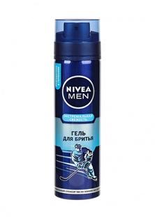 Гель для бритья Nivea для бритья Экстремальная свежесть, 200 мл