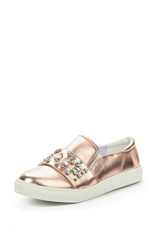Слипоны LOST INK LUCY JEWELLED STRAP SLIP ON PLIMSOL