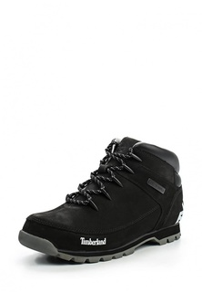 Ботинки Timberland Euro Sprint Hiker BLACK