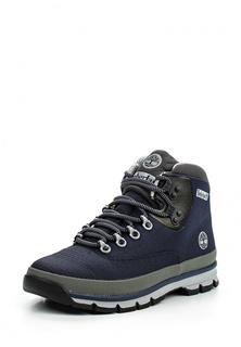 Ботинки Timberland Euro Hiker Jacquard BLACK IRIS
