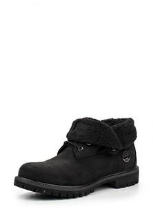 Ботинки Timberland AF ROLL TOP BLACK BLACK