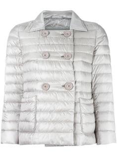 двубортная куртка-пуховик Herno
