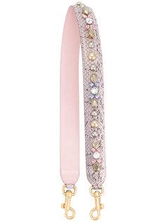 декорированная лямка для сумки Dolce & Gabbana