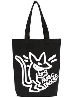 stinky rat print tote Marc Jacobs