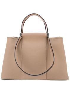 парусиновая сумка Hermès Vintage