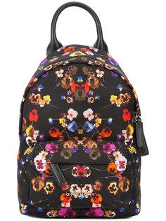 рюкзак с цветочным принтом Givenchy