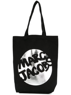 branded canvas bag Marc Jacobs
