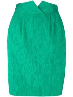 юбка-карандаш Christian Dior Vintage