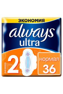 Гигиенические прокладки, 36 шт ALWAYS