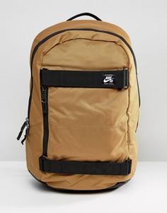 Бежевый рюкзак Nike SB CRTHS BA5305-245 - Бежевый