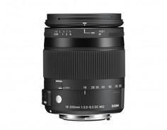 Объектив Sigma Nikon AF 18-200 mm F/3.5-6.3 DC MACRO OS HSM Contemporary