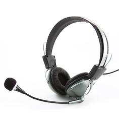 Гарнитура Gembird MHS-872 Dark-Gray