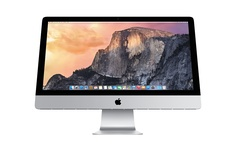 Моноблок APPLE iMac MK462RU/A Silver (Intel Core i5-6500 3.2 GHz/8192Mb/1000Gb/AMD Radeon R9 M380/Wi-Fi/Bluetooth/Cam/27/5120x2880/Mac OS X)