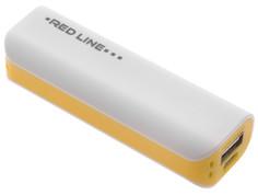 Аккумулятор Red Line R-3000 Power Bank 3000mAh Yellow