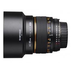 Объектив Samyang Sony E NEX 85 mm f/1.4 AS IF UMC