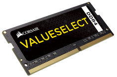 Модуль памяти Corsair ValueSelect DDR4 SO-DIMM 2133MHz PC4-17000 CL15 - 4Gb CMSO4GX4M1A2133C15
