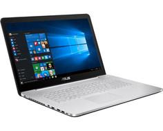Ноутбук ASUS N752VX-GC218T XMAS Special 90NB0AY1-M02530 (Intel Core i5-6300HQ 2.3 GHz/4096Mb/1000Gb/DVD-RW/nVidia GeForce GT 950M 4096Mb/Wi-Fi/Bluetooth/Cam/17.3/1920x1080/Windows 10 64-bit)