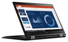 Ноутбук Lenovo ThinkPad X1 Yoga 20FQ0041RT (Intel Core i7-6500U 2.5 GHz/8192Mb/256Gb SSD/No ODD/Intel HD Graphics/LTE/Wi-Fi/Bluetooth/Cam/14.0/2560x1440/Touchscreen/Windows 10 64-bit)