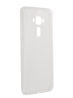 Аксессуар Чехол ASUS ZenFone 3 ZE520KL SkinBox Slim Silicone Transparent T-S-AZE520KL-006
