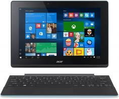 Планшет Acer Aspire Switch 10E SW3-016-1635 Blue NT.G8WER.003 (Intel Atom x5-Z8300 1.44 GHz/4096MB/64Gb/ HD Graphics/Wi-Fi/Bluetooth/Cam/10.1/1280x800/Windows 10)