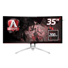 Монитор AOC AG352QCX Black