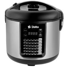 Мультиварка Delta DL-6516 Black