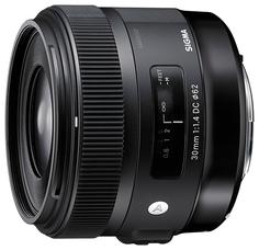 Объектив Sigma Canon AF 30 mm F/1.4 DC HSM ART