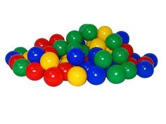 Игровой центр Юг-Пласт Набор шариков 50шт 5см 2017