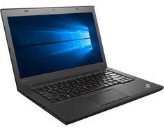 Ноутбук Lenovo ThinkPad T460 20FNS0H000 Black (Intel Core i7-6500U 2.5 GHz/8192Mb/512Gb SSD/nVidia GeForce 940MX 2048Mb/Wi-Fi/Bluetooth/Cam/14.0/1920x1080/Windows 10 64-bit)
