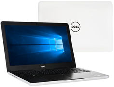 Ноутбук Dell Inspiron 5565 5565-8055 (AMD A6-9200 2.0 GHz/4096Mb/500Gb/DVD-RW/AMD Radeon R5 M435 2048Mb/Wi-Fi/Bluetooth/Cam/15.6/1366x768/Windows 10 64-bit)