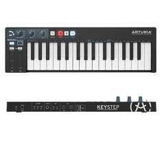 Midi-клавиатура Arturia KeyStep Black Edition