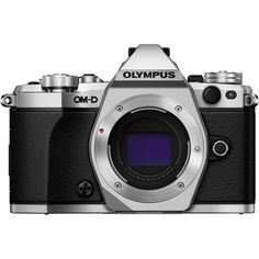 Фотоаппарат Olympus OM-D E-M5 Mark II Body Silver