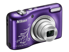 Фотоаппарат Nikon Coolpix A10 Purple