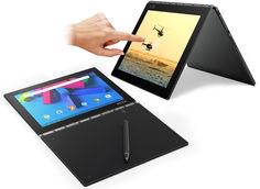 Планшет Lenovo Yoga Book YB1-X90L ZA0W0172RU (Intel Atom x5-Z8550 1.44 GHz/4096Mb/64Gb/LTE/3G/Wi-Fi/Cam/10.1/1920x1200/Android)