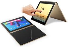 Планшет Lenovo Yoga Book YB1-X90L ZA0W0014RU (Intel Atom x5-Z8550 1.44 GHz/4096Mb/64Gb/LTE/3G/Wi-Fi/Cam/10.1/1920x1200/Android)