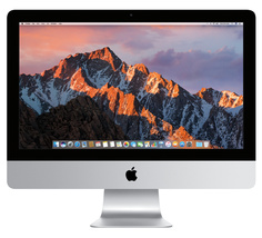 Моноблок APPLE iMac MMQA2RU/A (Intel Core i5 2.3 GHz/8192Mb/1000Gb/Intel Iris Plus Graphics 640/Wi-Fi/Bluetooth/Cam/21.5/1920x1080/macOS Sierra)
