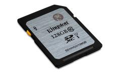 Карта памяти 128Gb - Kingston High-Capacity Class 10 - Secure Digital SD10VG2/128GB