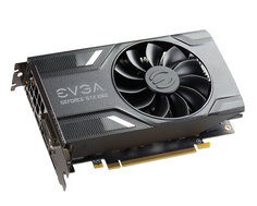 Видеокарта EVGA GeForce GTX 1060 Gaming 1506Mhz PCI-E 3.0 6144Mb 8008Mhz 192 bit DP DVI HDMI 06G-P4-6161-KR