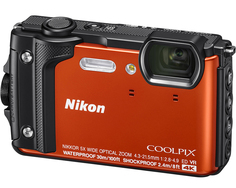 Фотоаппарат Nikon Coolpix W300 Orange