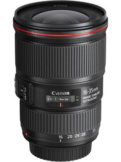 Объектив Canon EF 16-35 mm f/4L IS USM